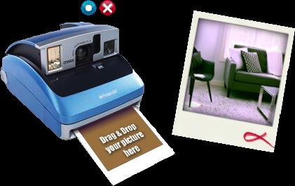 Polaroid Generator
